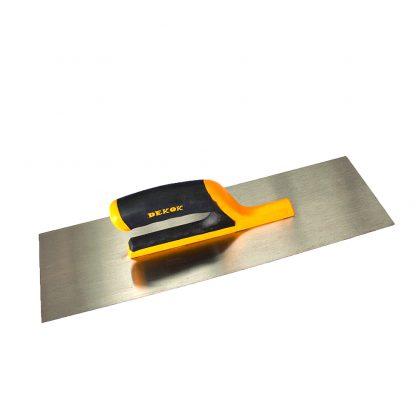 400mm Plaster Trowel Bricklayer Trowel Plasterer's Trowel Builder Flexible Blade