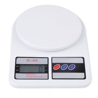 Digital Kitchen Scale 7kg Minimium 1g Digital Electronic Auto-Reset