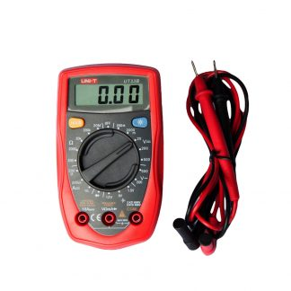 LCD Digital Multimeter Auto Power Off Backlight AC DC Voltmeter Ohmmeter Tester