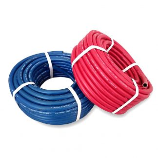 26m High Pressure Air Hose Heavy Duty Rubber Made Air Compressor