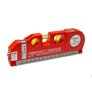 4 in 1 Laser Level Tape Measure Multi Purpose Spirit Level