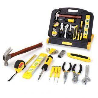 29 Piece Tool Set Screwdriver Pliers Utility Knife Blade Hammer Shifter