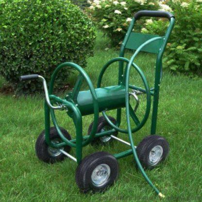 Garden Hose Cart Reel Trolley