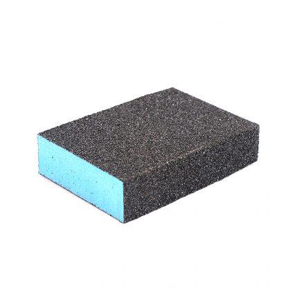 6x Sanding Sponge Blocks Sand Paper Panel Beaters Paint Repair 60 Grit