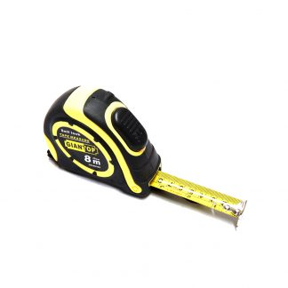 8M / 26ft x 25mm TAPE MEASURE SELF LOCK MEASURING METRIC