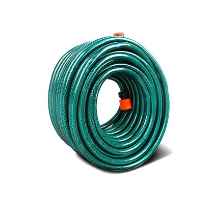 "Garden Hose 1/2"" 30M Sprinkle Gardening Water Hose Fitted Connectors"