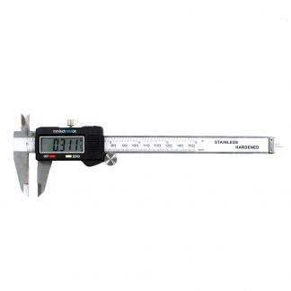 "150mm 6"" Digital Vernier Caliper Stainless Steel LCD Electronic Gauge"