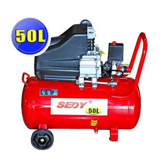 5HP Air Compressor 50L Tank 8 Bar Pressure Power 2850RPM 180L/min