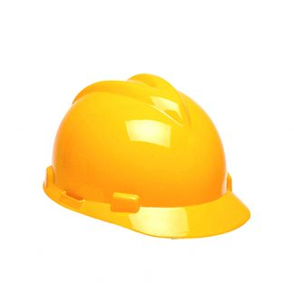 Hard Vented Safety Helmet Construction Work Industrial Protection Gear