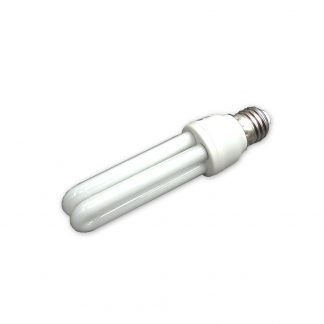 CLEARANCE 50 Piece Energy Saving E27 15W Light Bulb Cold White Fluorescent Light