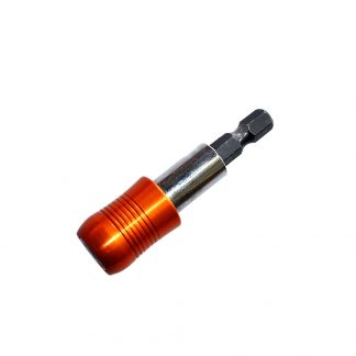60mm Magnetic Extension Drill Quick Release Change Screw Bit Driver 2""