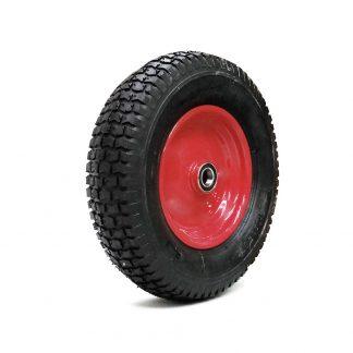 16'' 4.5-8 Wheelbarrow Wheel 25mm Bore Bearing